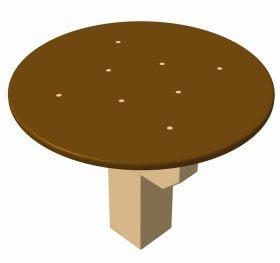Sand-kage-bage-bord