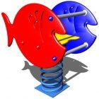 FS201 Fisk med sider