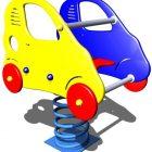 FS202 Bil med sider